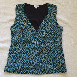 Charter Club woman v-neck blouse